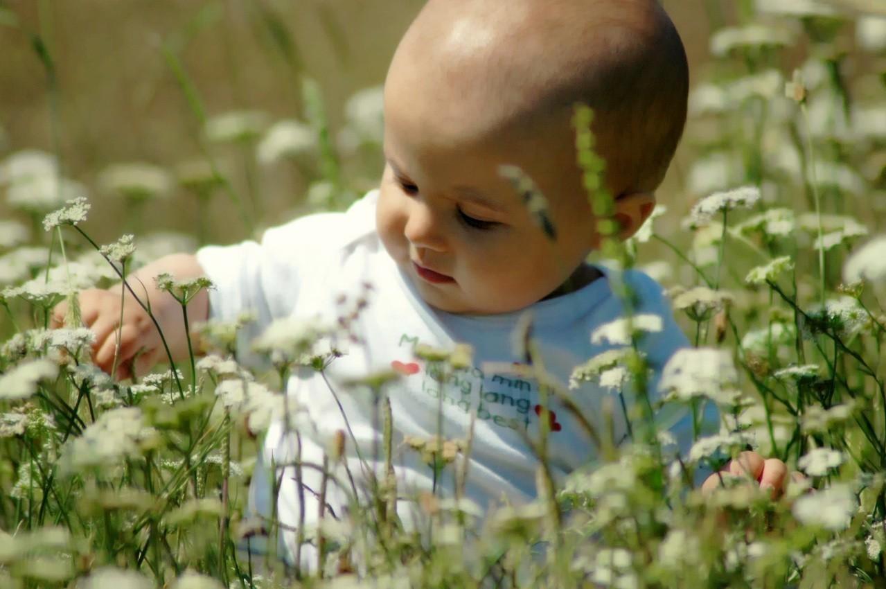 Choroby skórne u niemowlaków
