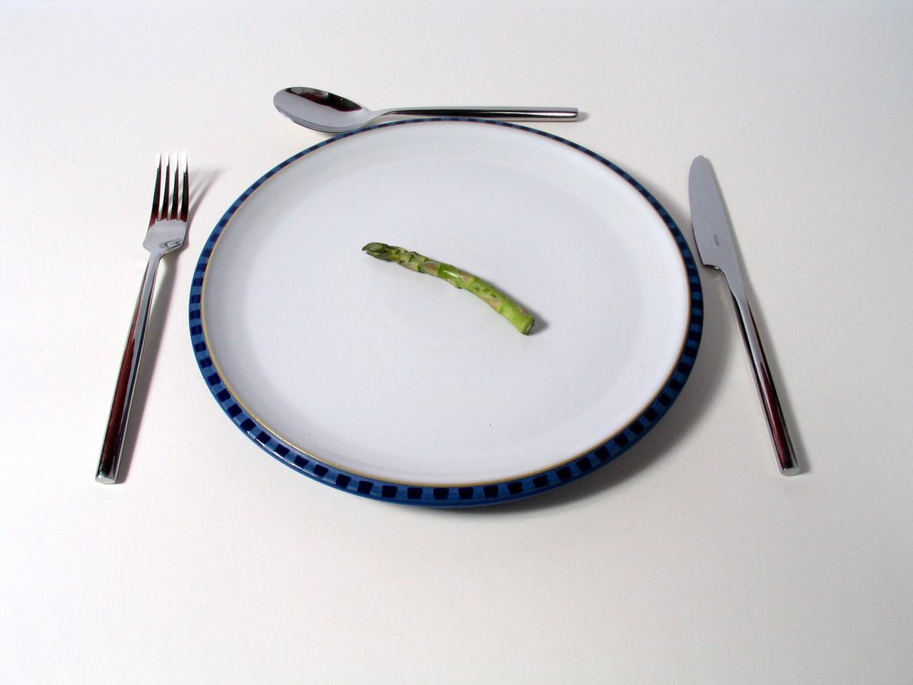 Wady diety nieskokalorycznej